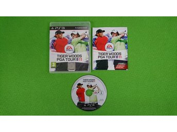 Tiger Woods PGA Tour 11 Ps3 Playstation 3