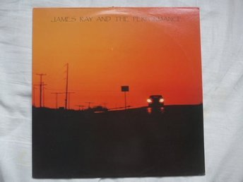 "James Ray and the Performance - Mexico sundown blues- 12"" - The sisters of mercy"