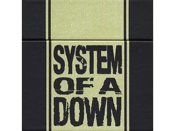 System Of A Down: 5 original albums (5 CD)