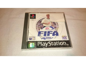 Playstation - PS0NE / EA SPORTS FIFA 2001 (M)