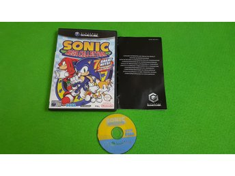 Sonic Mega Collection Gamecube Nintendo Game Cube
