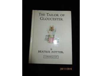 Beatrix Potter: The Tailor of Glocester
