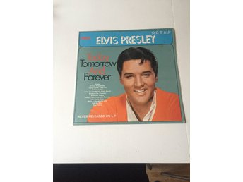 Elvis Presley - Today Tomorrow And Forever - Vinyl