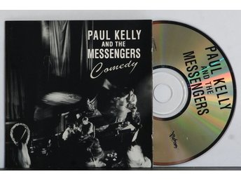 Paul Kelly & The Messengers – Comedy - CD