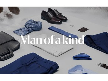 Man of a kind presentkort 1000kr