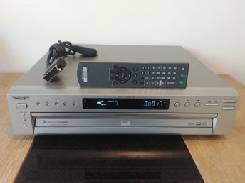 Sony DVP-NC615. DVD/CD-växlare.