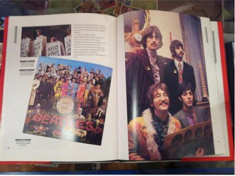 The golden age of rock, Beatles, Elvis, Rolling Stones m fl