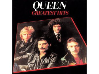 Queen, Greatest hits (CD)
