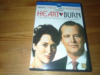 Heartburn (av Mike Nichols med Meryl Streep, Jack Nicholson) - österbymo - Heartburn (av Mike Nichols med Meryl Streep, Jack Nicholson) - österbymo