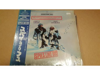 SPIES LIKE US - CLASSIC COMEDY JAPAN LD