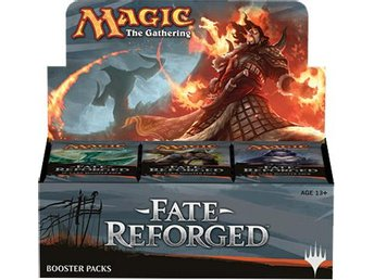 Magic Fate Reforged Booster Display - Kortspel