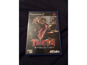 Turok: Evolution - PlayStation 2