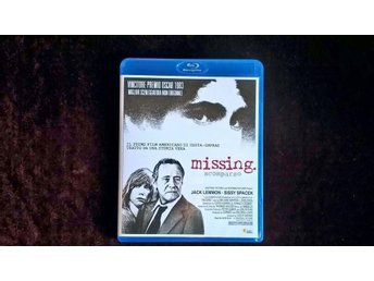 MISSING- JACK LEMMON BLU RAY (IMPORT)