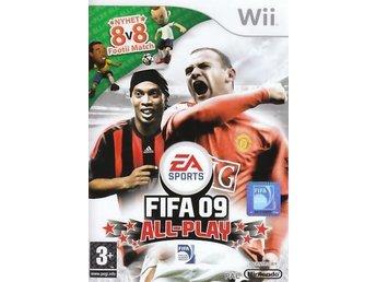 FIFA 09 All-Play NY och INPLASTAD - Kiruna - FIFA 09 All-Play NY och INPLASTAD - Kiruna