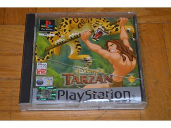 Disneys Tarzan - Playstation PS1
