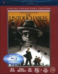 Untouchables -special collectors edition(Blu-ray) (Ingen Sv. Text)
