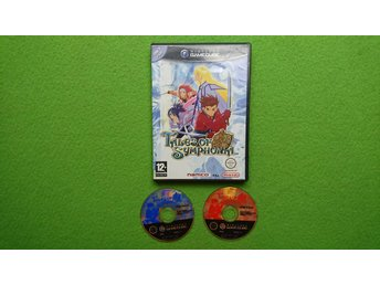 Tales of Symphonia  Gamecube Nintendo Game Cube