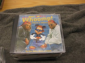 Tag Team & Mickey& Minnie& Goofy?–Whoomp! (There It Went)n