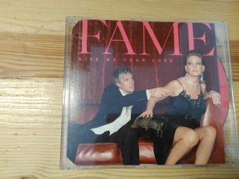 Fame - Give Me Your Love. Jessica Andersson, Magnus Bäcklund