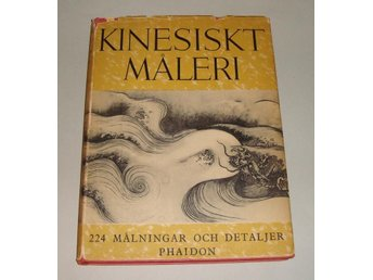 Cohn, William: Kinesiskt måleri.