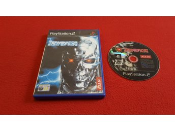 TERMINATOR DAWN OF FATE till Sony Playstation 2 PS2