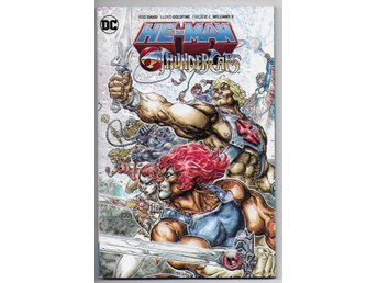 He-Man/Thundercats TP NM Ny Import