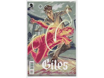 Giles Season 11 # 4 Cover A NM Ny Import