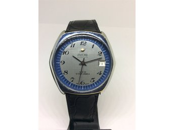 ENICAR MRO STAR JEWELS AUTOMATIC VINTAGE MED NYTT BAND !
