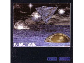 K-Octave - Outer limits / CD (Heavy Metal)