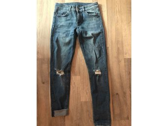 Divided HM stretchjeans 34