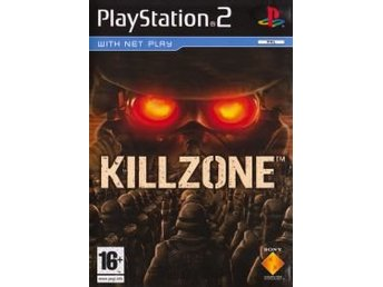 PS2 - Killzone (Ej bok) (Beg)