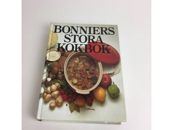 bonniers stora vegetariska kokbok