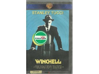WINCHELL - STANLEY TUCCI   (VHS FILM )