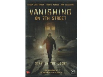VANISHING ON 7TH STREET  (SVENSKT TEXT )