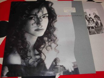 GLORIA ESTEFAN - CUTS BOTH WAYS LP 1989