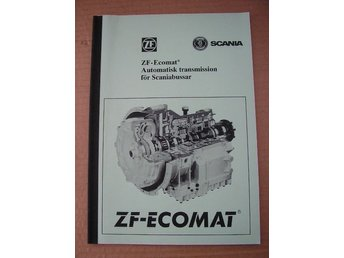 Scania ZF-Ecomat Funktionsbeskrivning