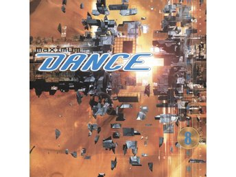 Maximum Dance 8 - 2001 - CD