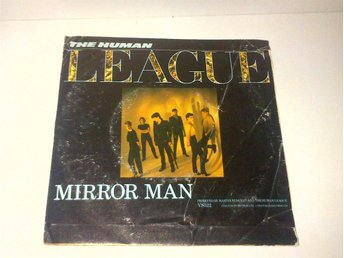 The Human League - Mirror Man / You remind me of gold - Kungshamn - The Human League - Mirror Man / You remind me of gold - Kungshamn