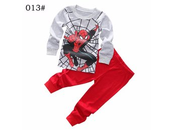 Spiderman Pyjamas 013# Strlk ca 100 (4)