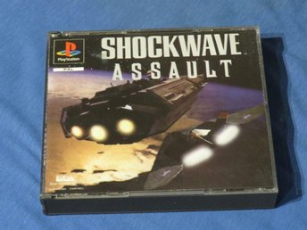 ShockWave Assault Big Box