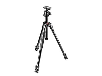 MANFROTTO Stativkit 290 Xtra 496RC2 Kulled Alu.