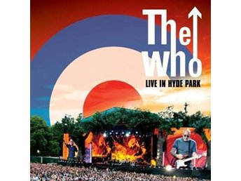 Who: Live in Hyde Park 2015 (3Vinyl + DVD)