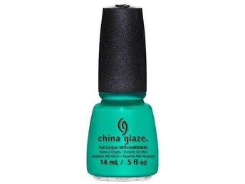 China Glaze Nail Polish Keepin It Teal 14ml