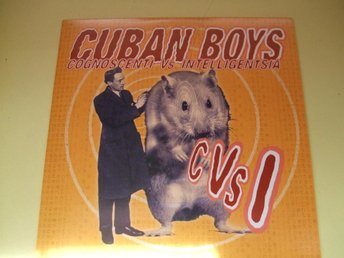 Cuban Boys - Cognoscenti Vs Intelligentsia - 2000 - CD-SINGEL