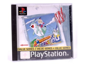 Bomberman Fantasy Race (Value Series) - PS1 - PAL (EU)