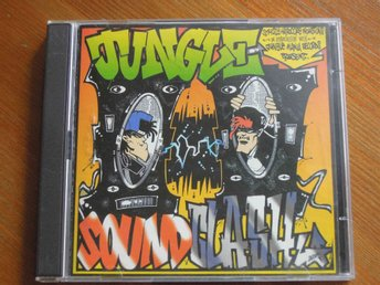 VARIOUS - JUNGLE SOUNDCLASH VOL. 1 - CD