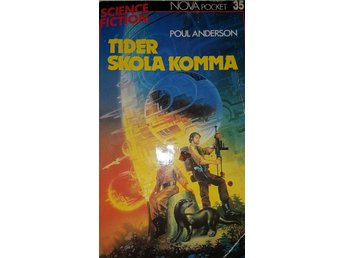 Poul Anderson - Tider Skola Komma :  (Science Fiction 35,Noir) - Bandhagen - Poul Anderson - Tider Skola Komma :  (Science Fiction 35,Noir) - Bandhagen