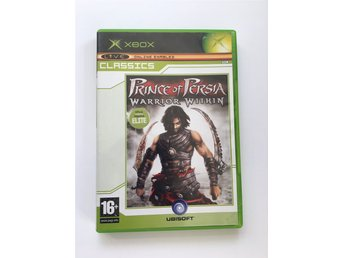 Prince of Persia - Warrior Within - Xbox