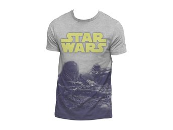 STAR WARS ROGUE ONE GROUND BATTLE (DYE SUB) T-Shirt - Small