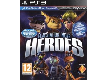PS3 - PlayStation Move Heroes (Beg)